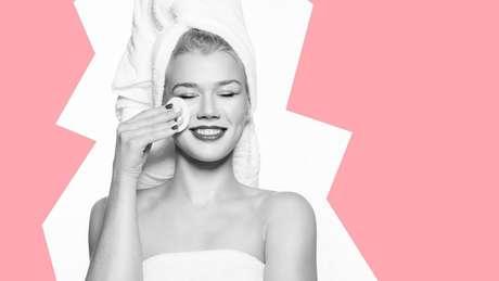 Saiba como preparar a pele e remover a maquiagem