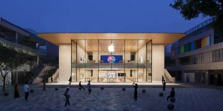 Apple Store em Pequim, China