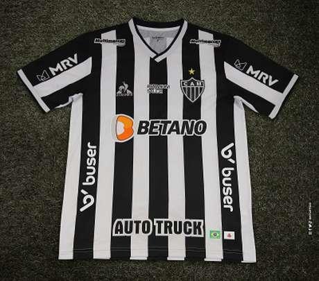 A Buser está investindo em clubes mineiros, pois também fechou com o rival do Galo, Cruzeiro-(Divulgação/Atlético-MG)