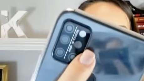 Câmera do Freedom Phone