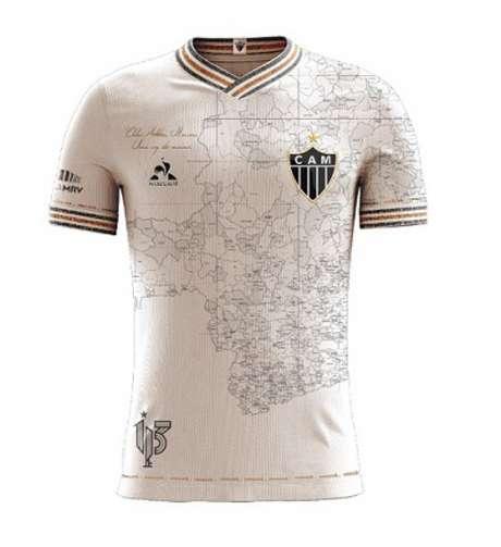 A camisa será fabricada pelo clube e já tem pré-venda com largo sucesso-(Divulgação/Atlético-MG)
