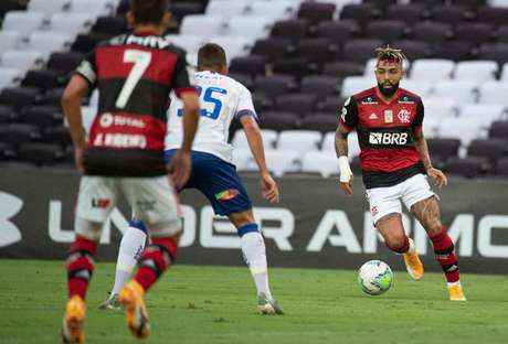 Após a Copa América: Gabigol volta a atuar pelo Fla no Brasileiro (Foto: Alexandre Vidal / Flamengo)