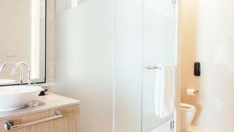 Box de vidro para banho