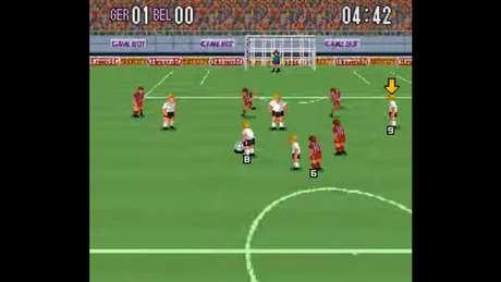 Super Formation Soccer