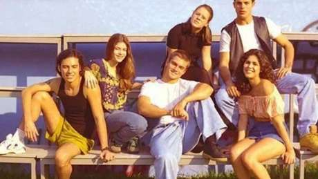 1º temporada da novela aconteceu em 1995.