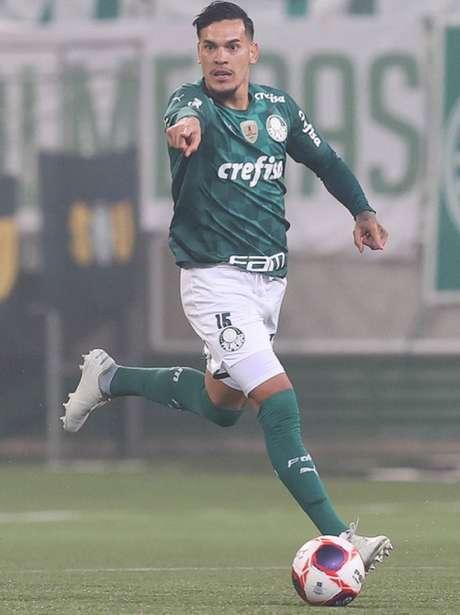 Gustavo Gómez é ídolo e capitão do Palmeiras (Foto: Cesar Greco/Palmeiras)