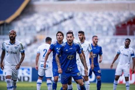 O Cruzeiro tenta se recuperar da atuação fraca diante do Avaí, que aplicou 3 a 0 sobre a Raposa em pleno Mineirão-(Bruno Haddad/Cruzeiro)