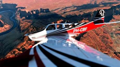 Microsoft Flight Simulator vai ganhar novas aeronaves