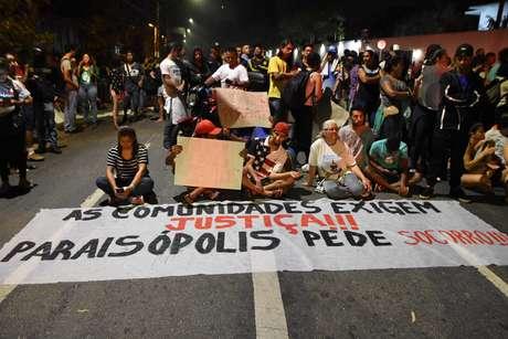 MP denuncia 12 PMs por homicídio de 9 jovens em Paraisópolis