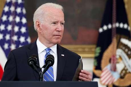 Biden na Casa Branca 19/7/2021    REUTERS/Jonathan Ernst