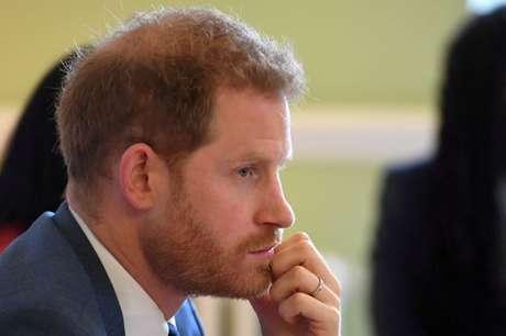 Príncipe Harry  25/10/2019 Jeremy Selwyn/Pool via REUTERS