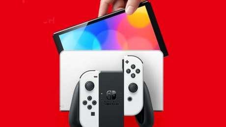 Lucro do Switch OLED não é maior, afirma Nintendo