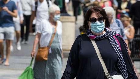 Uso de máscaras não será mais obrigatório