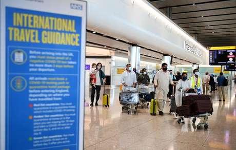 Norte-americanos não devem viajar para o Reino Unido, orienta CDC