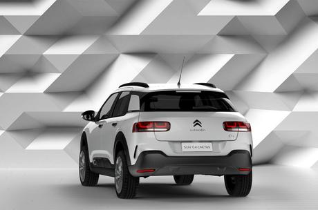 Citroën C4 Cactus Feel 1.6 AT.