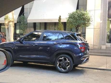 Novo Hyundai Creta deve ser lançado em agosto deste ano.