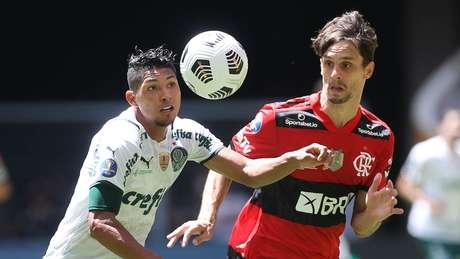 Palmeiras e Flamengo já se enfrentaram na Supercopa do Brasil
