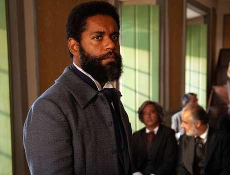 César Mello vive Luiz Gama no filme 'Doutor Gama'
