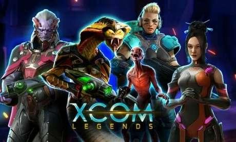 XCOM Legends
