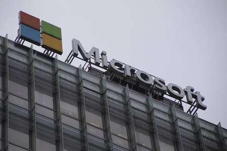 Prédio da Microsoft em Pequim, capital da China