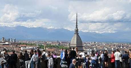 Itália vem registrando alta diária no número de casos de Covid-19