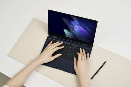 Notebook 2 em 1 Galaxy Book Pro 360