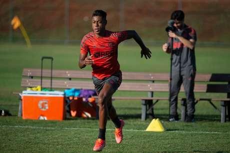Bruno Henrique volta a ser relacionado pelo Flamengo (Foto: Alexandre Vidal/Flamengo)