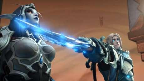 O enredo de Sylvanas em World of Warcraft foi criticado pela comunidade