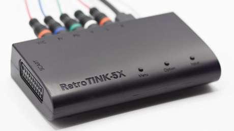 Retrotink 5X Pro