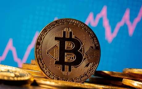 Representação da moeda virtual bitcoin. 19/11/2020. REUTERS/Dado Ruvic