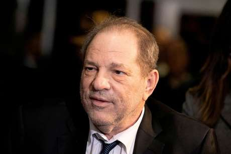 Ex-produtor de Hollywood Harvey Weinstein   21/2/2020  REUTERS/Lucas Jackson