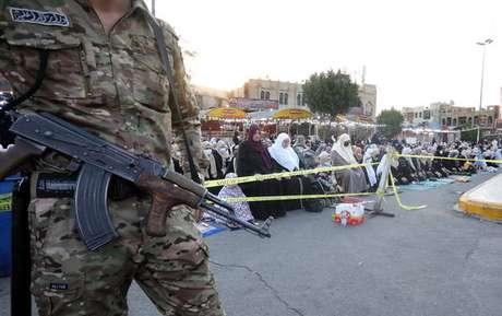 Segurança para celebração do Eid Al-Adha foi reforçada após ataque