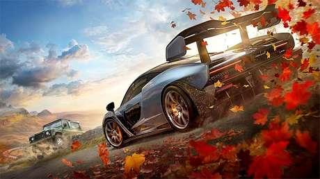 Forza Horizon 4 é o melhor exclusivo de corridas