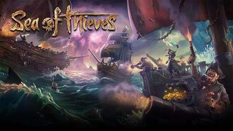 Pirataria, só no oceano de Sea of Thieves