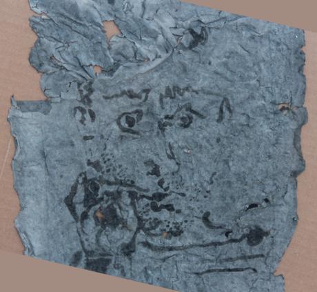 """NFT """"The Burned Picasso"""", edição 2"""