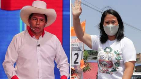 Castillo e Fujimori foram para o segundo turno por pouco; o primeiro turno foi muito fragmentado