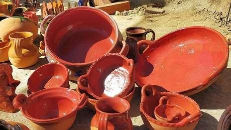Cerâmica sem chumbo produzida por iniciativa da Pure Earth em Puebla, no México