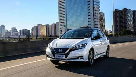 Recarga completa de carro elétrico custa em média R$ 22,44.