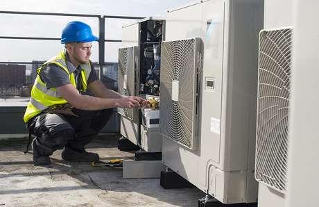 """""""Quanto mais ar fresco, menor o risco de recirculação do vírus pelo prédio"""