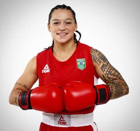 Campeã do Mundo em 2019, Beatriz Ferreira tem grandes chances de medalha nos Jogos Olímpicos (Reprodução/Instagram)