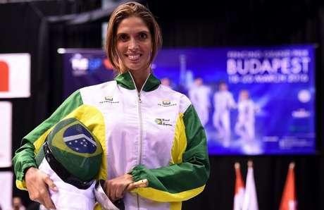 Em 2019, Nathalie Moellhausen foi campeã mundial na Hungria, resultado inédito para o país na modalidade