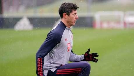 Nenhum jogador do Bayern pode ultrapassar teto salarial de Lewandowski (Foto: Divulgação / Site oficial do Bayern)