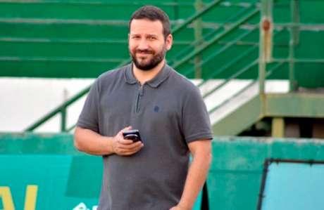 Giuliano Bitencourt é o novo supervisor das categorias de base do Santos (Foto: Divulgação)