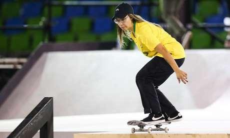Pâmela Rosa foi campeã mundial em 2019