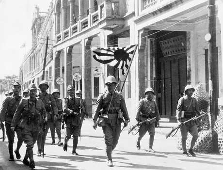 Além das vítimas coreanas, os militares do Exército japonês também forçaram meninas de Taiwan, China e Filipinas a entrarem em bordéis