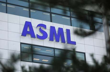 Sede da ASML, em Eindhoven, Holanda  23/01/2019 REUTERS/Eva Plevier