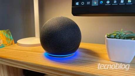 Amazon Echo Dot (4ª geração) também adota computação distribuída (