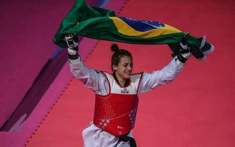 Em 2019, Milena Titoneli foi terceira colocada no Mundial de 2019