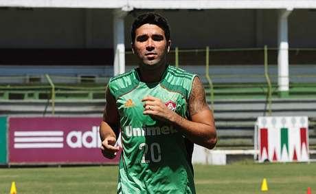 Deco afirmou que torceria para o Flu em uma final de Mundial contra o Chelsea (Foto: Foto: Ralff Santos/Fluminense F.C.)