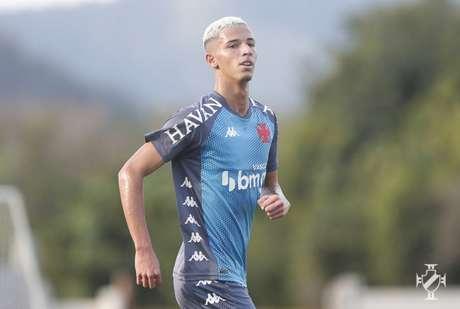 Arthur Sales é a mais nova promessa do clube de São Januário (Rafael Ribeiro/Vasco)